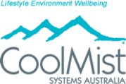 Visit the CoolMist Outdoor Cooling Site