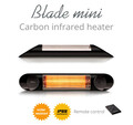Veito Blade Mini 1200 watt - Black
